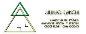 Julinho Bianchi Corretor de imóveis e Avaliador Judicial, Perícias, Compra
