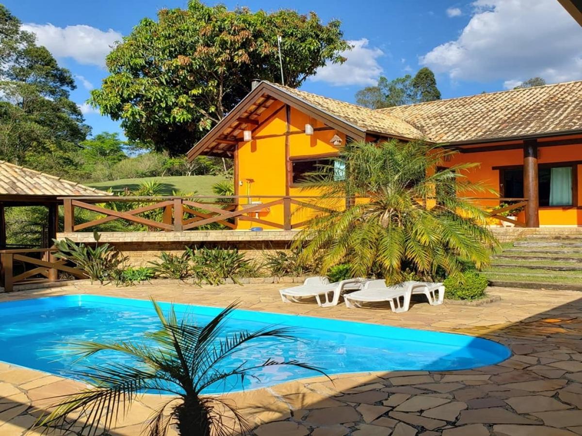 Casa de Campo em Paraisópolis MG